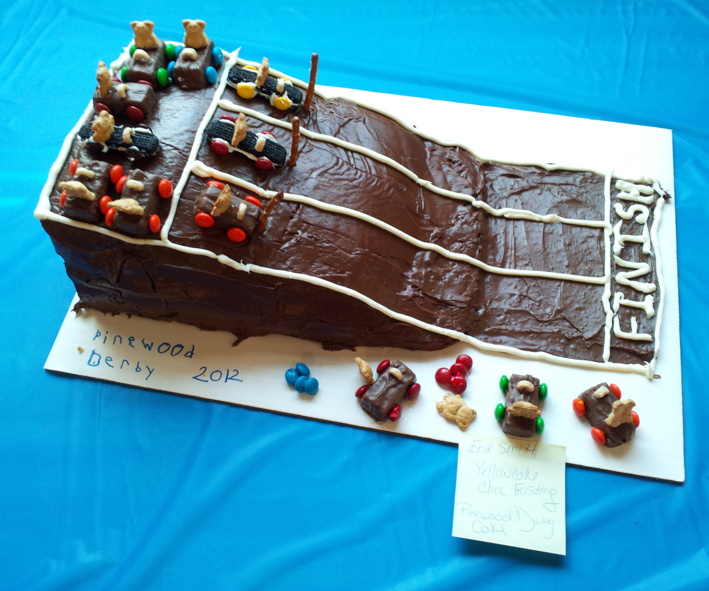 Cub Scout Cake Bake Rules