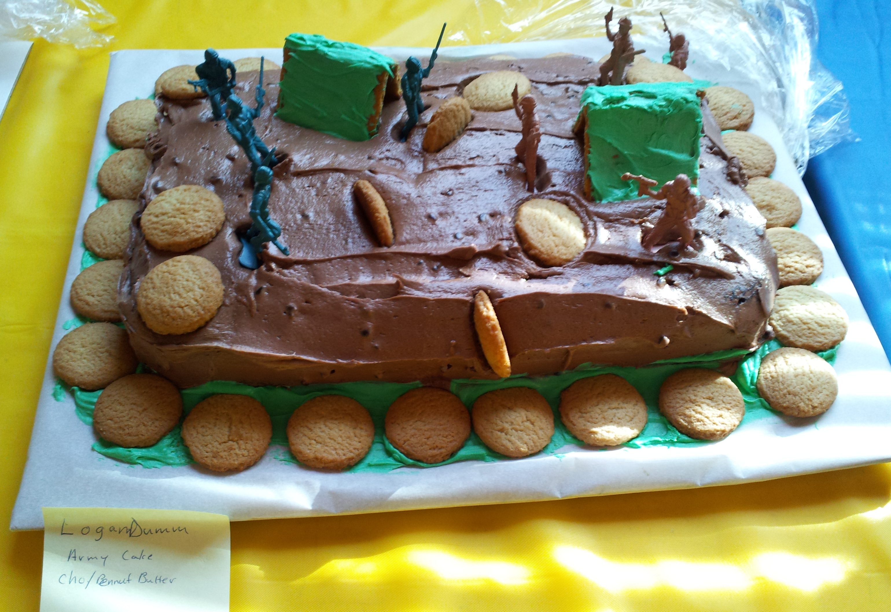 Cub Scout Father Son Cake Bake Most Creative
